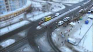 Chernihiv Ukraine  city photos gallery : Winter Timelapse From Chernihiv, Ukraine/ Зимний таймлапс с Чернигова