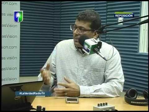 Entrevista a Miguel Véliz en La Verdad en Radio TV