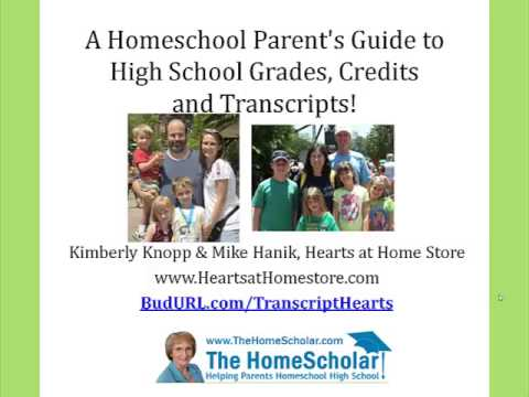 Homeschool Records - How-to Leave a Paper Trail for College Admission