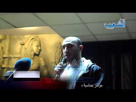 """أحمد حرارة: """"مينفعش أسيب أخويا فى المعتقل بحجة إن البلد بتحارب الإرهاب"""""""