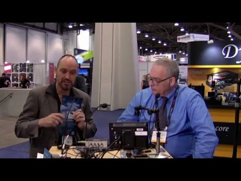 Bluefish444 NAB 2016 Interview The Gadget Professor