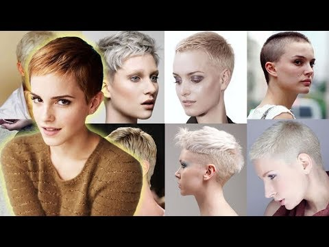 Short hair styles - 30 Cool Very Short Hairstyles & New Pixie Short Hair Trends!
