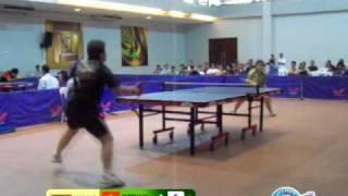 SEATTA: Women's Singles Finals - Vietnam Vs. Malaysia