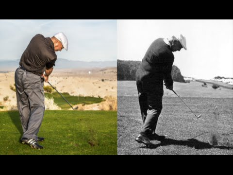 BEN HOGAN LESSONS help HACKER SHOOT UNDER PAR!!!!