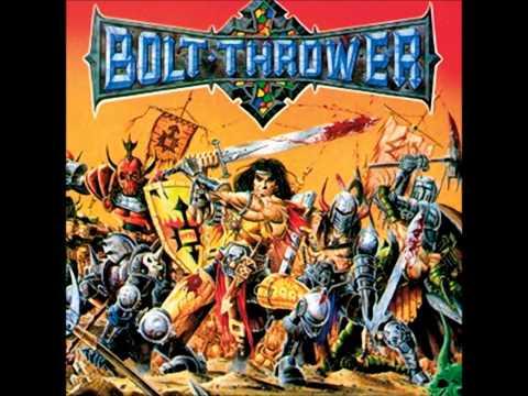Bolt Thrower - War Master (Full Album)