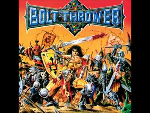 Bolt Thrower - War Master (Full Album)