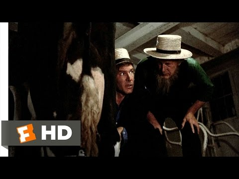Witness (3/9) Movie CLIP - Time For Milking (1985) HD