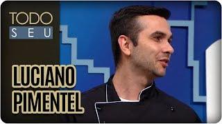 Co um toque francês e preparado pelo chef Luciano Pimentel, filho do estrelado chef alagoano Pimentel, Luciano mostra que herdou o talento do pai e impressiona com um impecável Tornedor de Filé Mignon ao molho de mostarda em grãos Continue assistindo mais vídeos do príncipe:Site - http://tvgazeta.com.br/todoseuTwitter - http://twitter.com/todoseuFacebook - http://facebook.com/ProgramaTodoSeuInstagram - http://instagram.com/ProgramaTodoSeu
