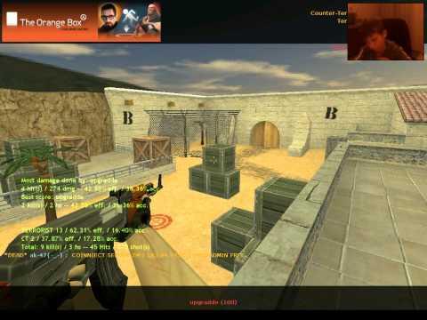 cs 1.6 (Counter Strike 1.6) NOVI SERIAL ep.1