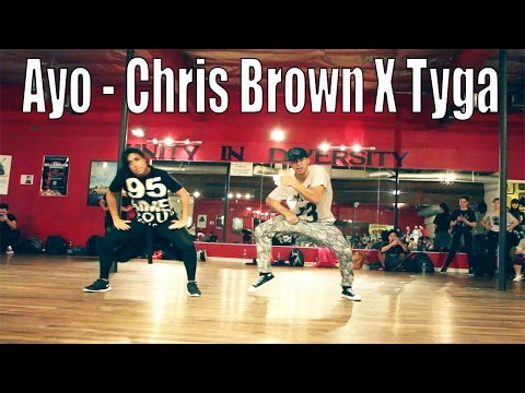 AYO - @ChrisBrown & @Tyga Dance Video | @MattSteffanina Choreography