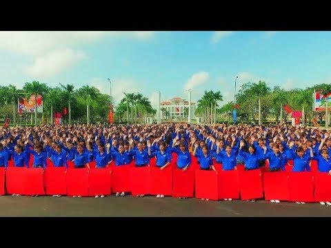 SPOT TUYÊN TRUYỀN ĐẠI HỘI ĐẠI BIỂU ĐOÀN TNCS HỒ CHÍ MINH TỈNH QUẢNG NAM, LẦN THỨ XVIII, NHIỆM KỲ 2017-2022.