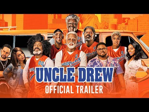 Uncle Drew (2018 Movie) Official Trailer – Kyrie Irving, Shaquille O'Neal, Tiffany Haddish