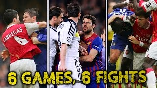 Video 10 Footballers Who Have BRUTAL Rivalries! MP3, 3GP, MP4, WEBM, AVI, FLV Januari 2019