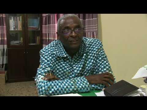 BTP formation et Emploi: Interview Dr Menin Messou, Premier Docteur-Ingenieur des Ponts et Chaussés en Côte d'Ivoire