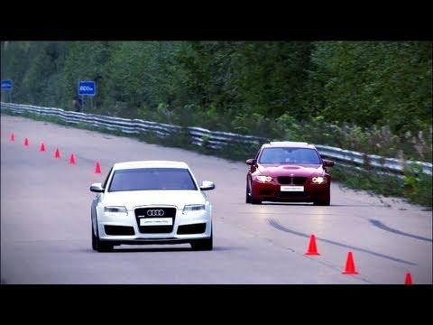 BMW M3 ESS vs Audi RS6 Evotech