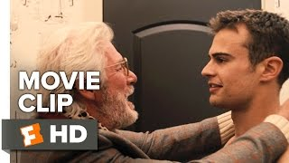 The Benefactor Movie CLIP - Holding That Leash (2016) - Richard Gere, Theo James Drama HD