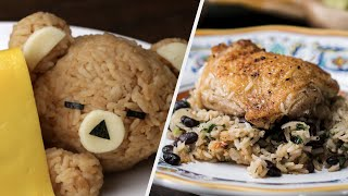 5 Amazing Recipes You Can Make Using Rice • Tasty by Tasty