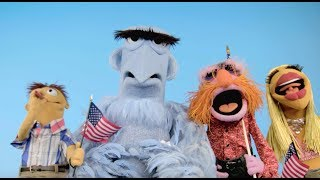 Happy Birthday, America! Celebrate Independence Day with a powerful patriotic presentation from Sam Eagle, Sgt. Floyd Pepper, Janice, and Walter!Subscribe for all new videos from The Muppets! ► http://di.sn/6002BJA1nWatch more of the best moments, music videos, and laughs from The Muppets! ► http://di.sn/6007BJ79RGet more from The Muppets!Disney: http://disney.com/muppetsFacebook: https://www.facebook.com/MuppetsTwitter: https://twitter.com/TheMuppetsInstagram: http://www.instagram.com/themuppetsWelcome to the Official YouTube channel for The Muppets! This channel is home to your beloved group of Muppet friends: Kermit the Frog, Miss Piggy, Fozzie Bear, Gonzo the Great, Animal, Beaker, The Swedish Chef, and more! Subscribe for some of your favorite and best film and television clips from The Muppets, as well as music covers and brand new comedy sketches.Check out exclusive Muppet parodies, Muppet music videos, Muppet song covers, comedy sketches, and more! Join in the fun with original Muppet comedy shows, TV promos, and charity PSAs.