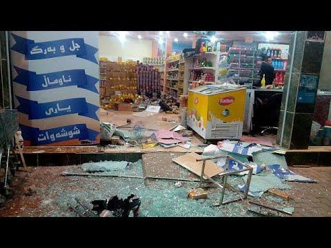 Εκατόμβη νεκρών από τα 7,3 Ρίχτερ στη μεθόριο Ιράν-Ιράκ