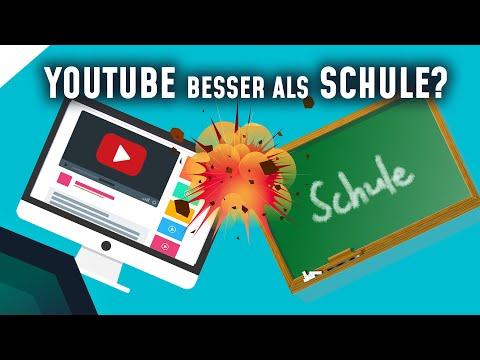 YouTube vs. Schule - Wo lernt man besser?