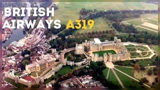 Aldergrove United Kingdom  city images : British Airways A319, Belfast City to London Heathrow - UK Domestic