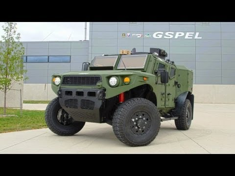 ULV - 9 Sep 2013. Ultra Light Vehicle (ULV) is U.S. Army's latest