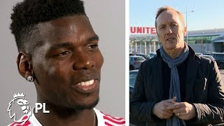 Man United's Paul Pogba: Inside the Mind with Lee Dixon | Premier League | NBC Sports