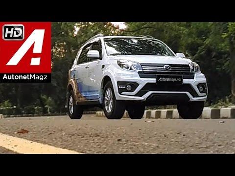 Test drive Daihatsu Terios baru facelift 2015