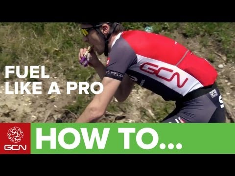 How To Fuel Like A Pro – On-Bike Cycling Nutrition