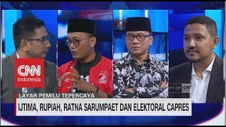 Video Ijtima, Rupiah, Ratna Sarumpaet & Elektoral Capres | CNN Layar Pemilu Tepercaya MP3, 3GP, MP4, WEBM, AVI, FLV Oktober 2018