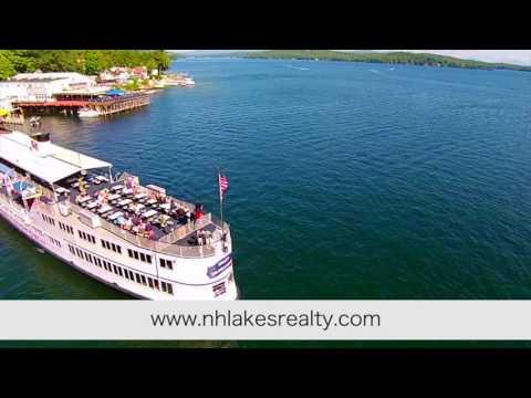 Lake Winnipesaukee is the Jewel of New Hampshire Lakes