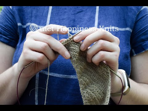 Quiet Happiness Knits Ep. 43 - In the Woods with a Poem