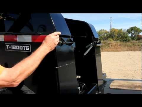 Gooseneck - This video shows the quick and simple way our Air-Pin detachable gooseneck trailer operates. Simply follow these instructions: Make sure the trailer is parke...
