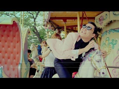 Video PSY - 'GANGNAM STYLE(강남스타일)' M/V Making Film download in MP3, 3GP, MP4, WEBM, AVI, FLV January 2017