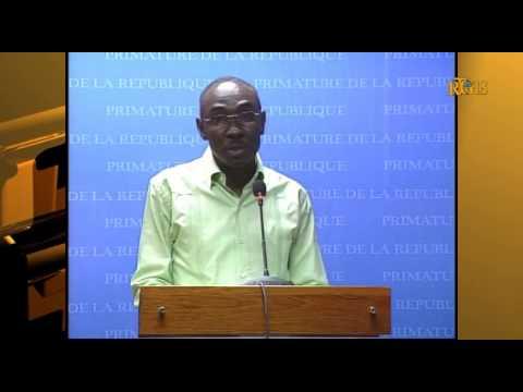 Edouard Jules nouveau Ministre délégué auprès du Premier ministre