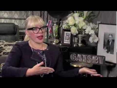 An Interview with Catherine Martin, costume designer for The Great Gatsby