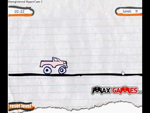 Max Games: Sketch Rider