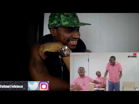 Bovi ugboma back to school (Keep us abreast) Reaction