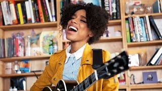 Video Lianne LaHavas NPR Music Tiny Desk Concert MP3, 3GP, MP4, WEBM, AVI, FLV Februari 2019