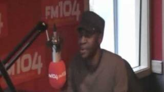 Lighthouse Family On FM104's Strawberry Alarm Clock