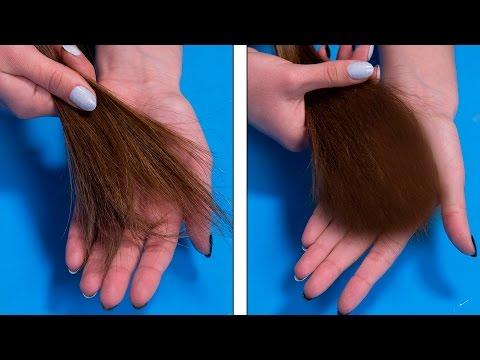 Легко отрастить волосы в домашних условиях