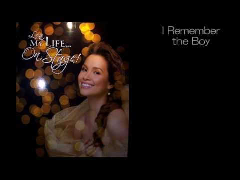 Tekst piosenki Lea Salonga - I remember the boy po polsku
