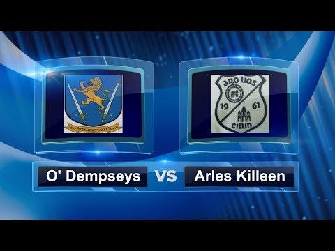 O' Dempseys vs Arles Killeen
