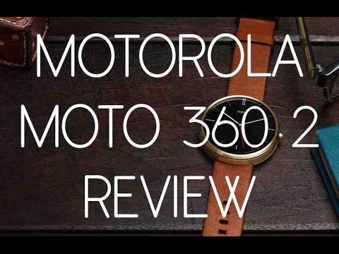 Recensione Motorola Moto 360 2nd gen la video recensione