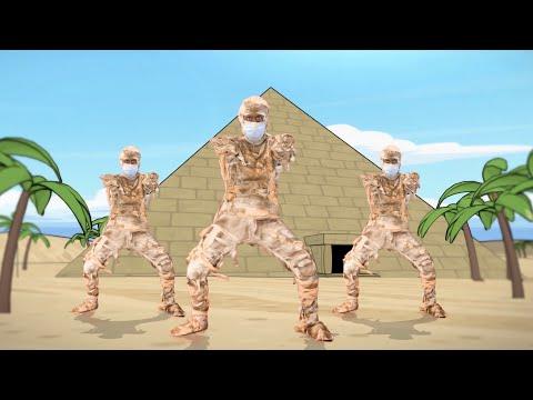 Momia Dance - Cuentos Medio de Miedo - Canciones Infantiles