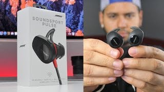 Video Bluetooth Headphones with a Heart Rate Sensor?!   Bose SoundSport Pulse Review MP3, 3GP, MP4, WEBM, AVI, FLV Juli 2018