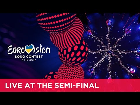 Jamala - 1944 - Live at the first Semi-Final of the 2017 Eurovision Song Contest (видео)