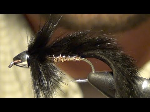 Barr's Slumpbuster Streamer Fly Tying Video Instructions (видео)