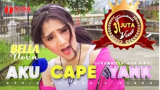 Video Bella Nafa - Aku Cape Yank (Official Music Video) #DangdutViral #DangdutReggae #EDMDdut #NewEntry MP3, 3GP, MP4, WEBM, AVI, FLV November 2018