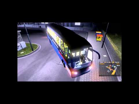 Bus passenger transport and terminal mode 1.16.X